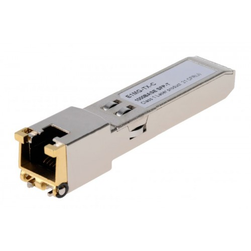 10GE copper SFP+ RJ45 Fortinet Transceiver (30m range) for systems with SFP+ slots.